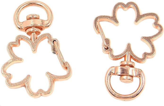 Weeping Cherry Blossom Resin Keychain with Stainless Steel Chain and Key Ring \u2022 Handmade Flower Keychain \u2022 Minimalist \u2022 Birthday Gift