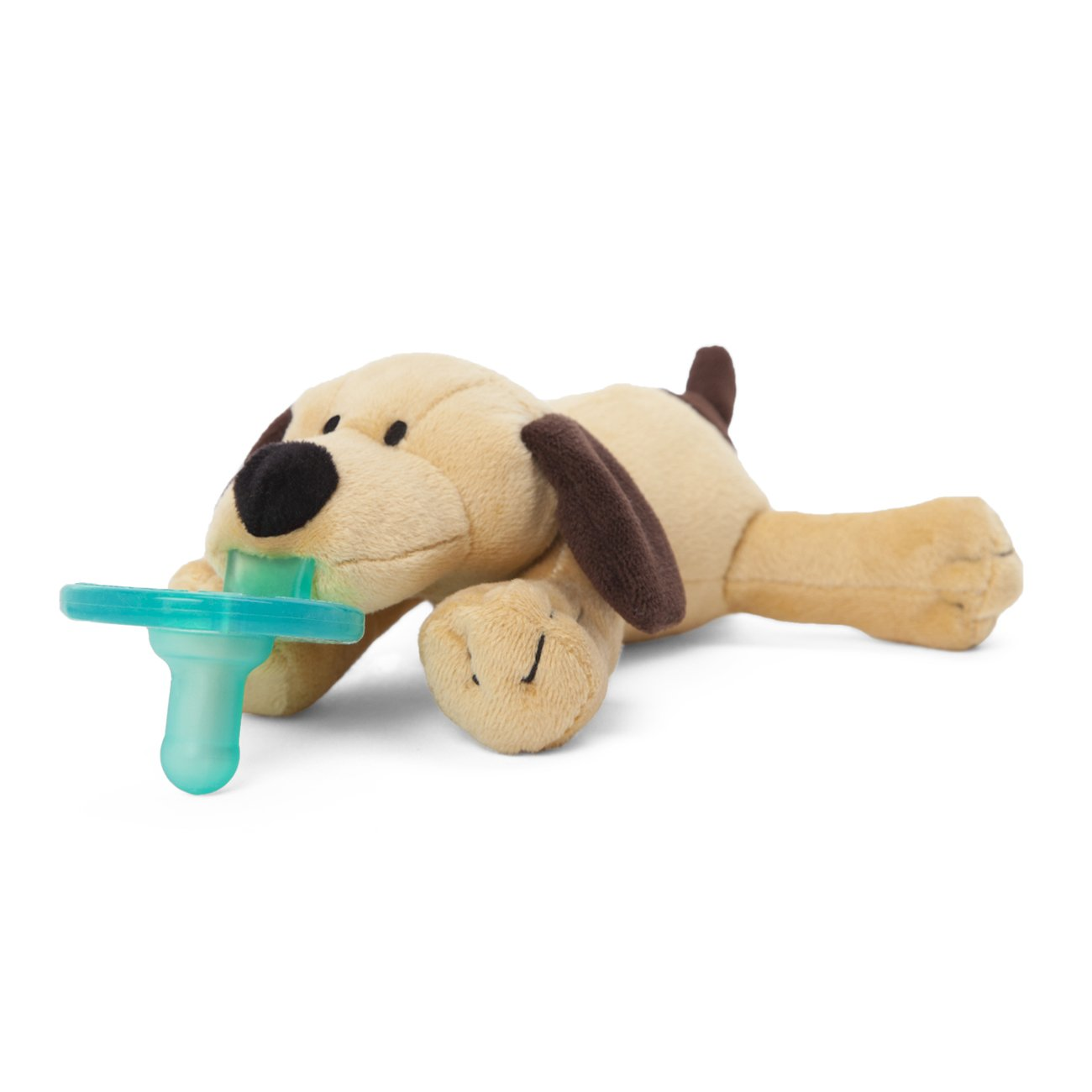 WubbaNub Infant Pacifier - Brown Puppy by WubbaNub (Image #1)