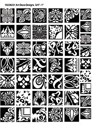 Henna Designs 3 Different Size Sheet Glass Decal Enamel Enamel Decal Images Choose Either Ceramic to Choose from 10228221 Ceramic Decal Waterslide Decal or Glass Fusing Decals
