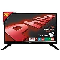 Smart TV Led 28 Philco Android Conversor Digital HD PH28N91DSGWA