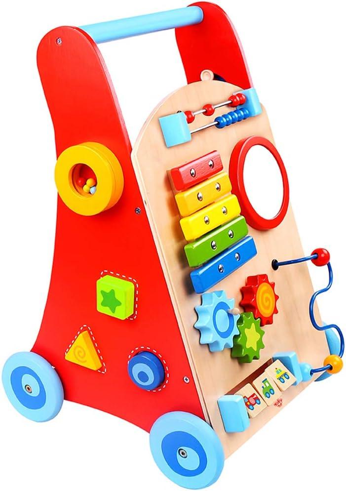 Amazon.com: Juguete de madera para bebé Walker de Cossy para ...