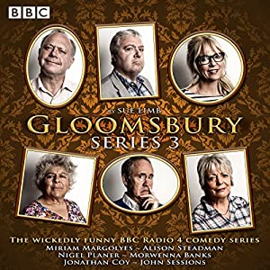 Gloomsbury: Series 3 Radio/TV Program