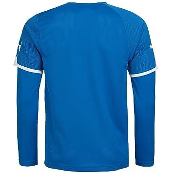 Puma 739504 – Camiseta de fútbol manga larga 741039-02 Talla:xx-large