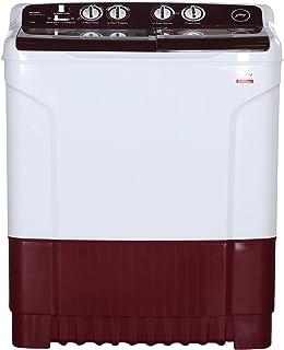 Godrej WS Edge 680 CT Semi automatic Washing Machine  6.8 Kg, Wine red  Washing Machines   Dryers