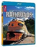 The Worlds Greatest Railroads (3-Pk) [Blu-ray]