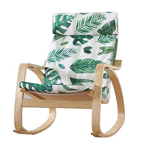 Strange Amazon Com Sdmxx Garden Rocking Chair Relax Lounge Chair Gamerscity Chair Design For Home Gamerscityorg