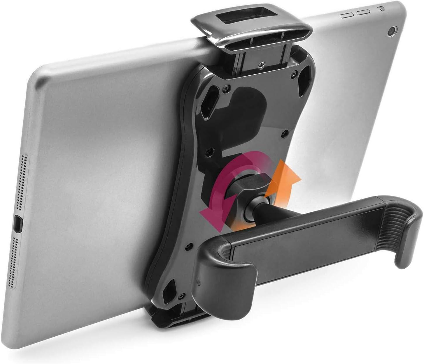 mobilefox/® Support de si/ège arri/ère de Voiture Compatible avec Huawei MediaPad M5 M3 Lite T5 T3