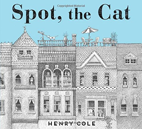 Image result for spot, the cat