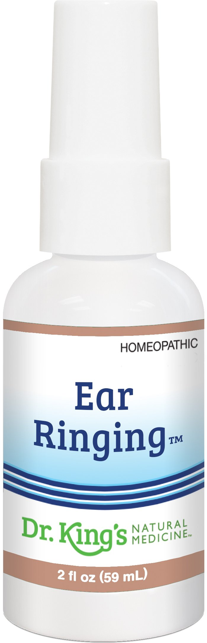 Dr. King's Natural Medicine Ear Ringing, 2 Fluid Ounce