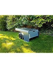 Robot Protect C robotmaaier voor grasmaaiers, gemaakt in Europa.