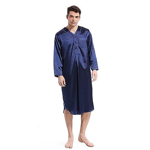Men\'s Long Nightshirts: Amazon.com