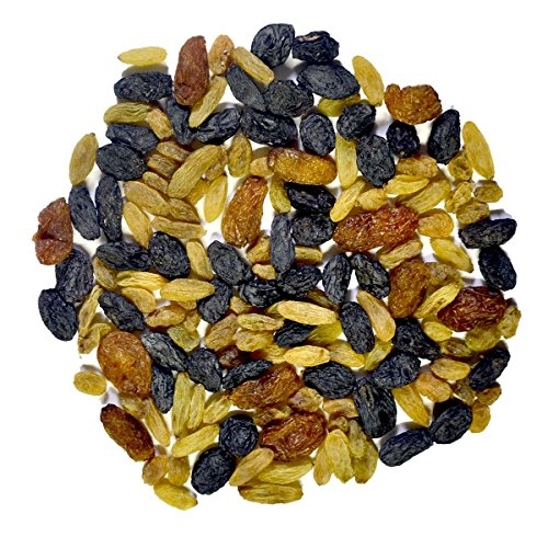 Leeve Dry Fruits Multi Mixed Raisins Mix Kishamish - 400Gms by Leeve Dry Fruits