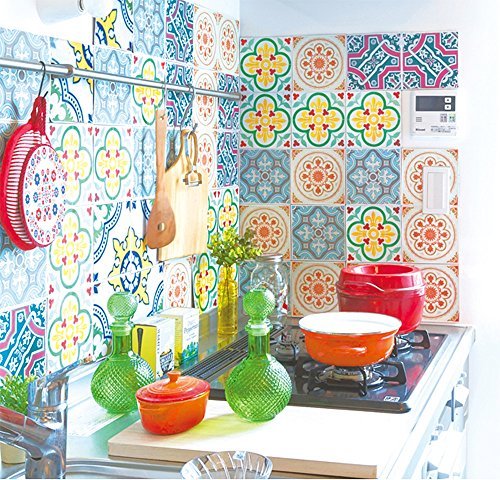 11 Cool Online Stores For Home Decor And High Design: Decolfa Home Kitchen Decoration Wall Mosaic Decor Tile