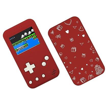 Generic JP01 Handheld Retro Game Console Built-in 299 Classic Games