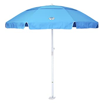 dig-git playa paraguas w/integrado Anchor