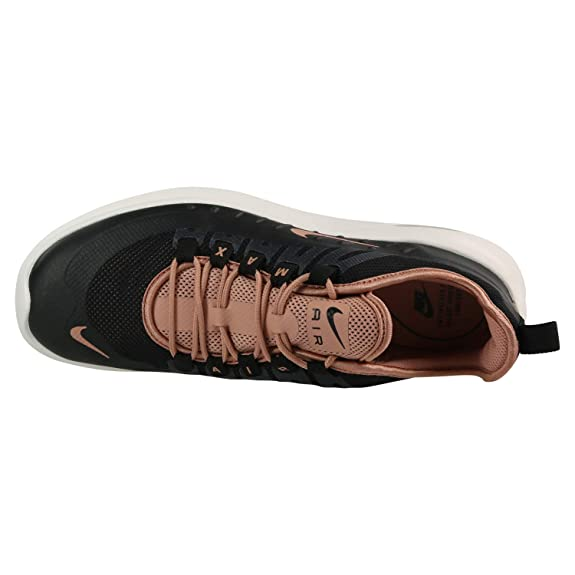 Nike WMNS Air Max Axis Damen Sneaker schwarz rose gold AA2168 009