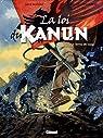 La loi du Kanun, tome 1 : Dette de sang par Manini