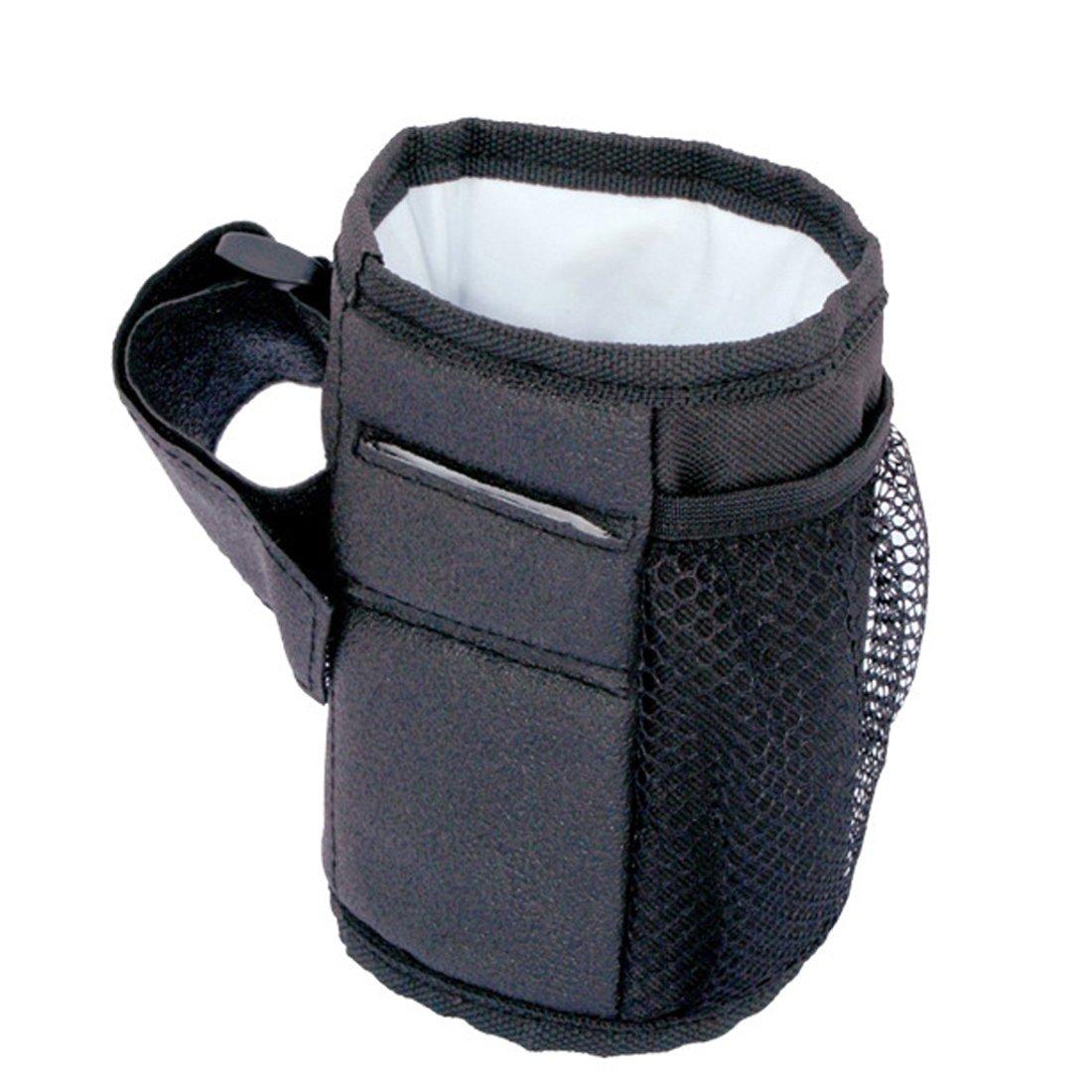 Universal for Buggy Wheelchair Stuff Stroller Pocket Baby Cup Holder Stroller Bottle Cup Holder