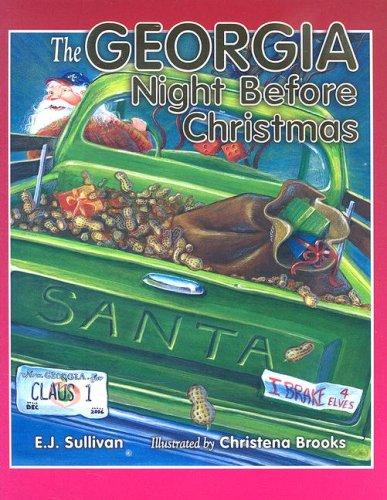 The Georgia Night Before Christmas (Night Before Christmas (Sweetwater)) PDF