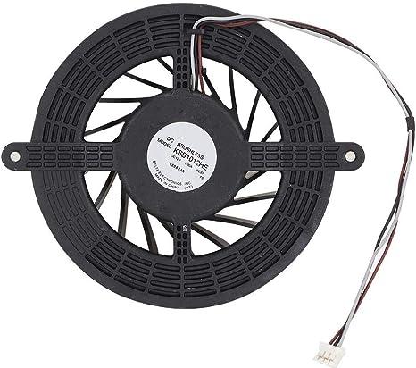 Kafuty para PS3 KSB1012HE Reemplazo de Ventilador Incorporado para ...