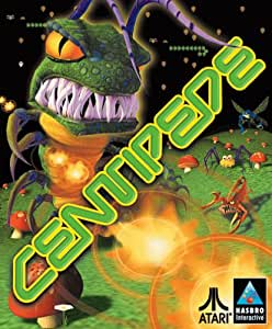 Centipede atari hasbro interactive video games for Ka chentapete
