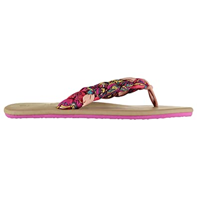 84cec768833e O Neill Women s Thong Sandals Red Red  Amazon.co.uk  Shoes   Bags