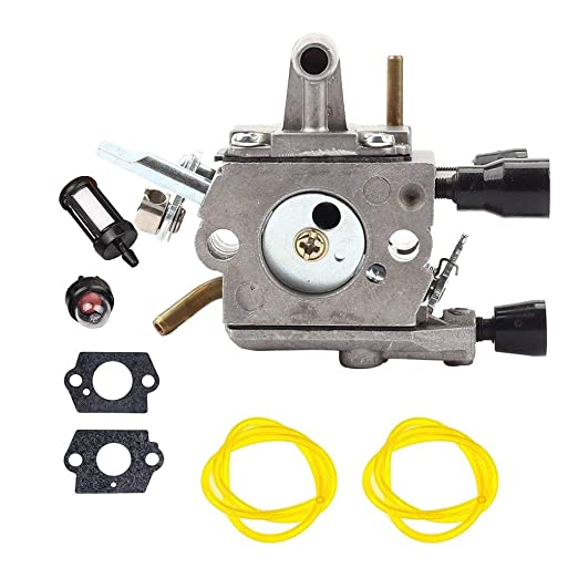 Tubayia - Kit de cortacésped y carburador para cortacésped ...