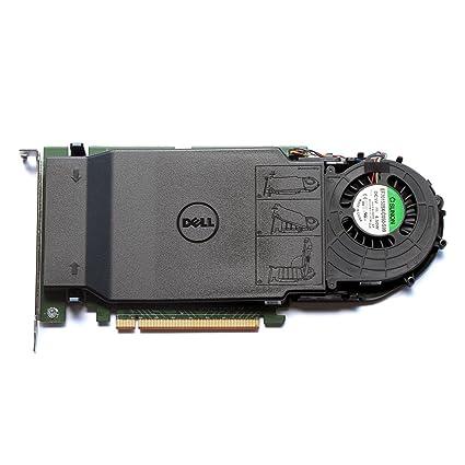 Dell Ultra-Speed Drive Quad NVMe M 2 PCIe x16 Card (1TB - 4x256GB)