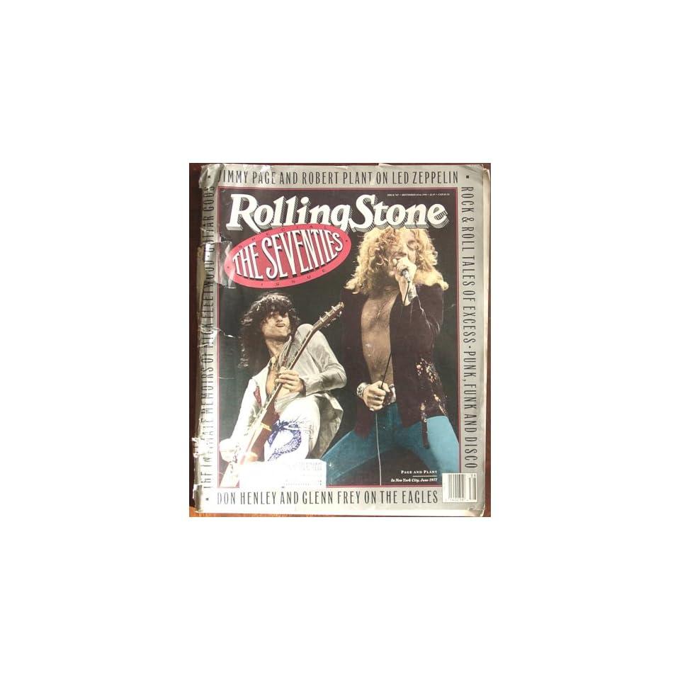 (September, 1990) (Led Zeppelin cover) Led Zeppelin, Eagles Books