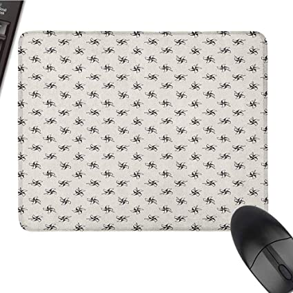 Pinwheel Customized Personalized Gaming Mouse pad Hand Drawn