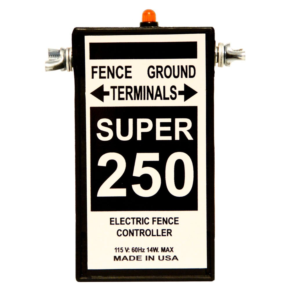 Fence Charger Silver Streak Super 250 Continuous