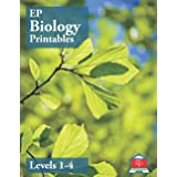 EP Biology Printables: Levels 1-4: Part of the Easy Peasy All-in-One Homeschool