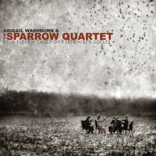Abigail Washburn & The Sparrow Quartet (Digipak) - Abigail Washburn & The Sparrow Quartet