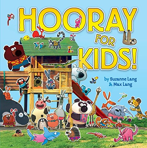 Book cover from Hooray for Kids by Suzanne Lang