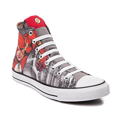 """New 2016"" Converse Chuck Taylor All Star Hi Flash Sneaker Flash (Size Mens 8 /Womens 10)"