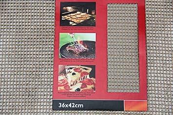 Grillmatte Für Gasgrill : Grillmatte backmatte für grillrost gasgrill holzkohlengrill
