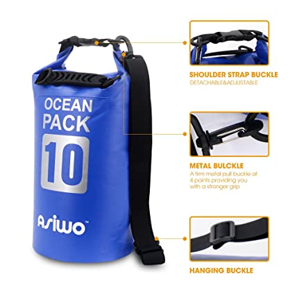 55f574fb15 Amazon.com   Asiwo Dry Bag