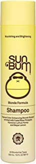 product image for Sun Bum Blonde Shampoo | UV Protecting and Cruelty Free Color Enhancing Hair Wash for Blondes | 10 oz