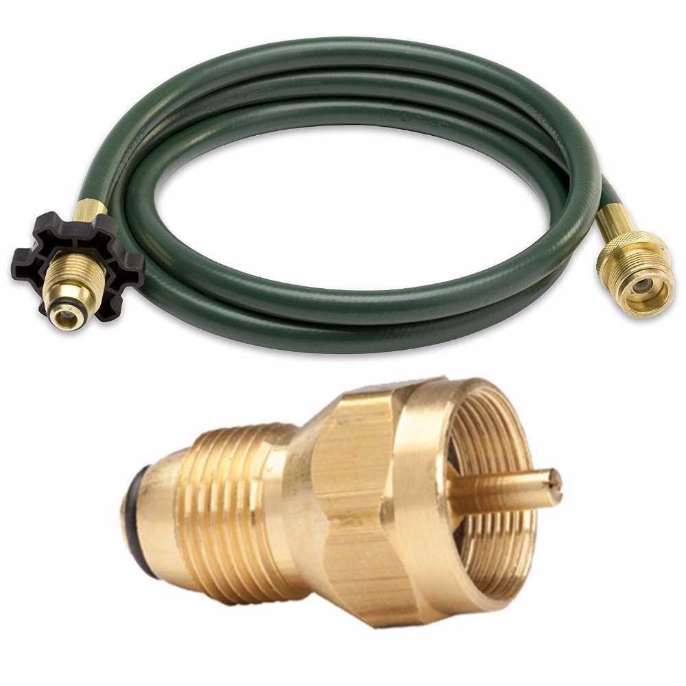 Heater 10 Buddy Series Propane Hose Assembly Mr