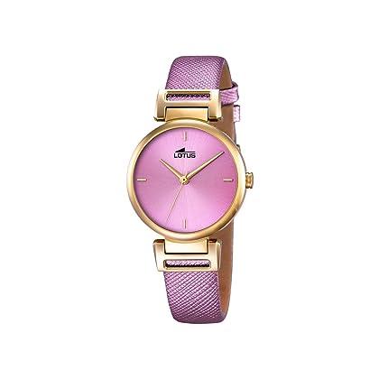 b9fb7f816f03 Lotus 18228 2 - Reloj de pulsera Mujer
