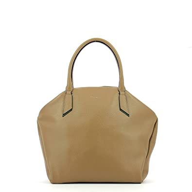 Shoulder 551 Double Coccinelle Taupe A15110201 Iphigenie Bag OExAffwSHq