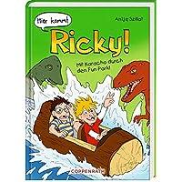 Hier kommt Ricky! (Bd. 3): Mit Karacho durch den Fun-Park!