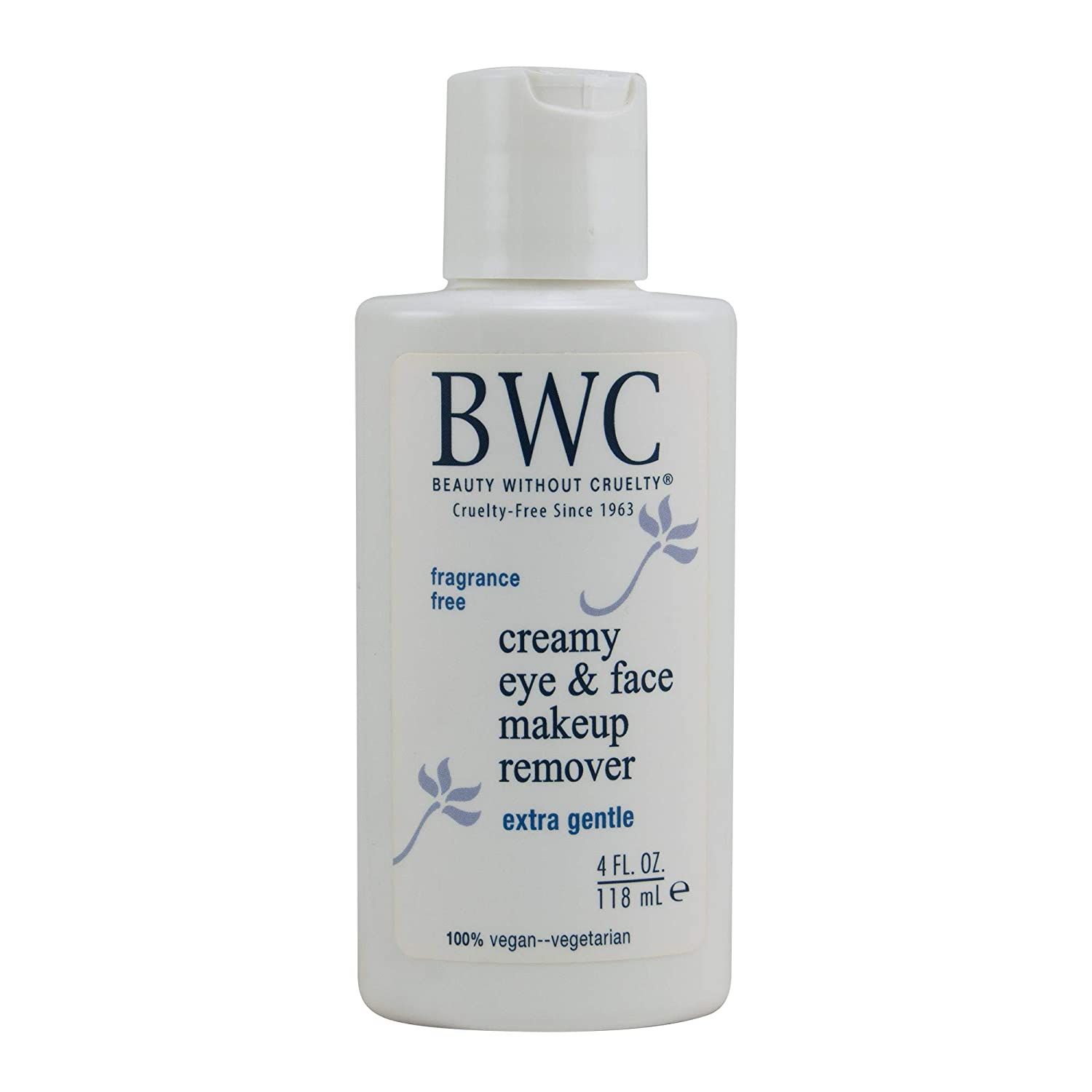 Beauty Without Cruelty Creamy Eye Make-up Remover, 4 fl. oz.