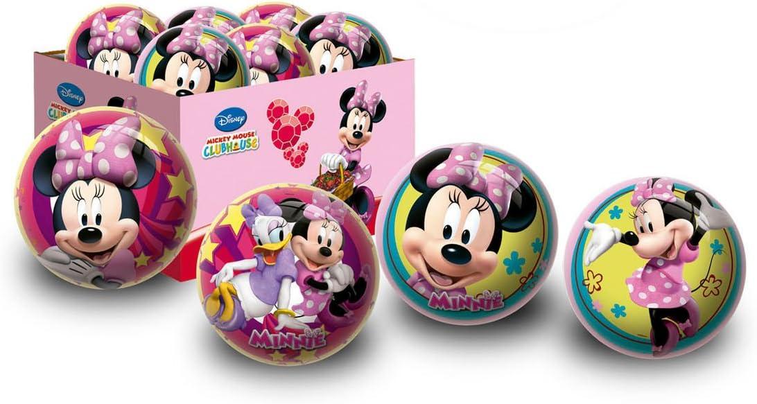 Minnie Mouse Pelota de 15 cm, 150 mm (Mondo 1141): Amazon.es: Juguetes y juegos