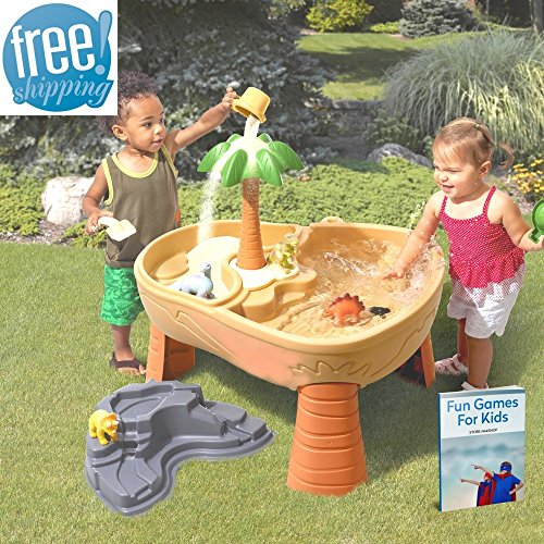 amazon com water activity table for toddlers preschool water play