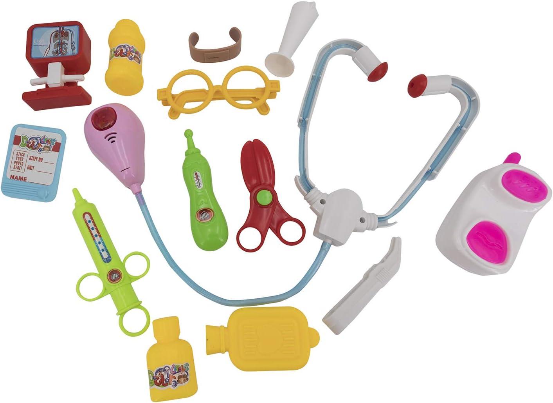 Toys Outlet - Doctor´s Kit Set 540799961. Set médico.