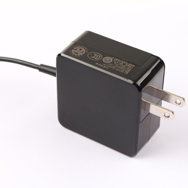 YIYUAN 33w 19V 1.75A M-Plug Power Adapter Charger for Asus EeeBook X205, X205TA, E202, E202SA, E205, E205SA 33w Charger