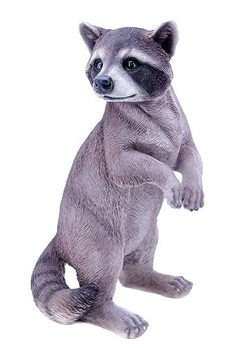 Hi-Line Gift Ltd Raccoon on Hind Legs Statue