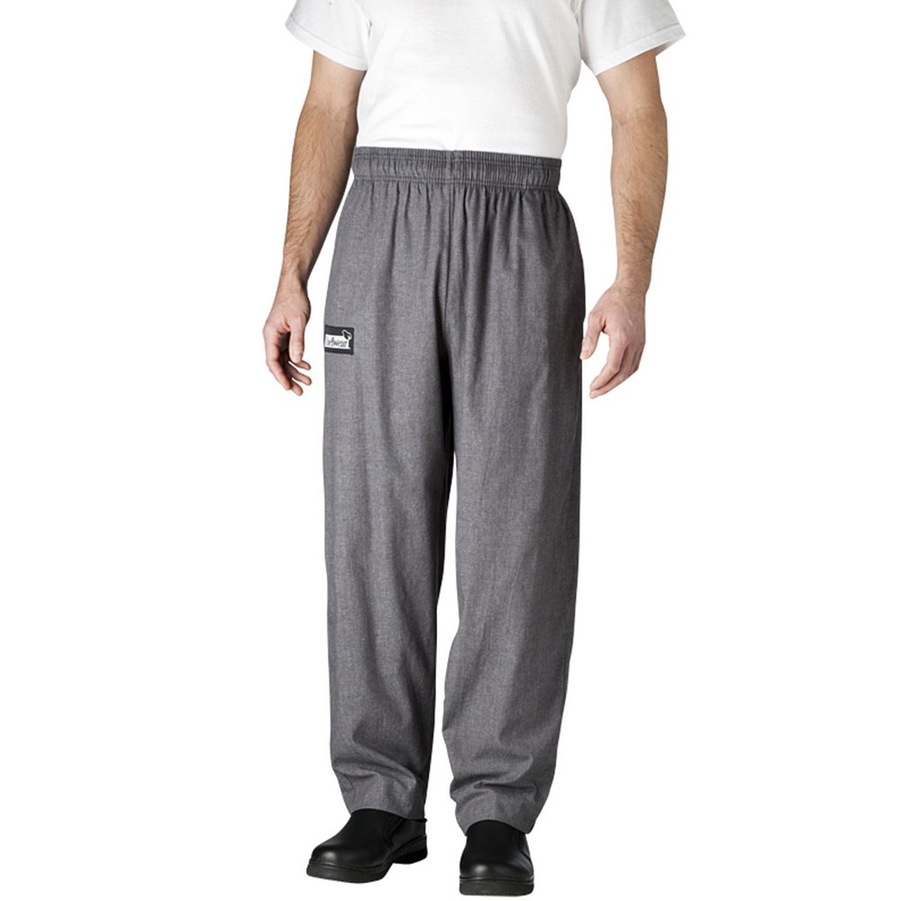 Chefwear Chef's Pants - Ultimate Baggies - Small