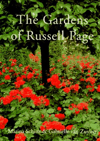 The Gardens of Russell Page Marina Schinz